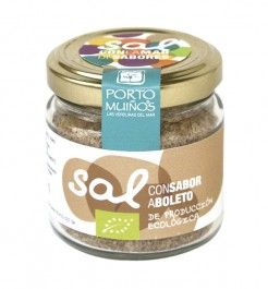Sal con sabor a Boleto.  Salt Flakes with Porcini Mushrooms.  #sof #comidaespañola #españa #galicia #sal #boleto #ecologico #gourmet #delicatessen #spanishfood #spain #salt #mushrooms #organic #instafood #instagood  #yummy        Spanish Food Online           Comida Española