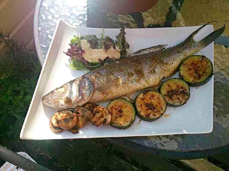 Fish Veggies
