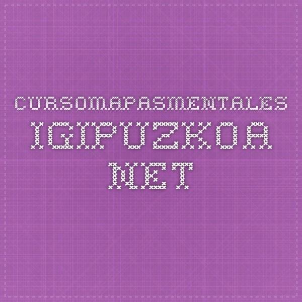 cursomapasmentales.igipuzkoa.net