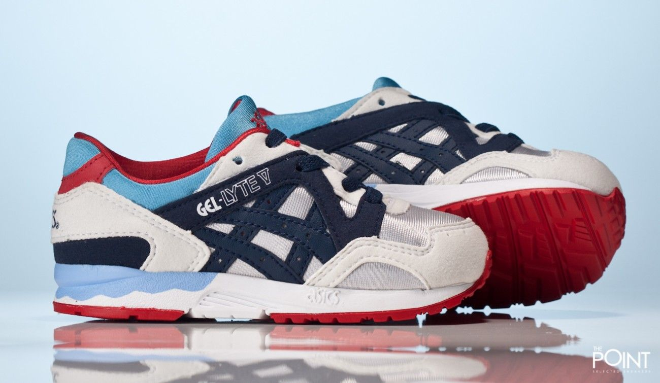 asics kids gel