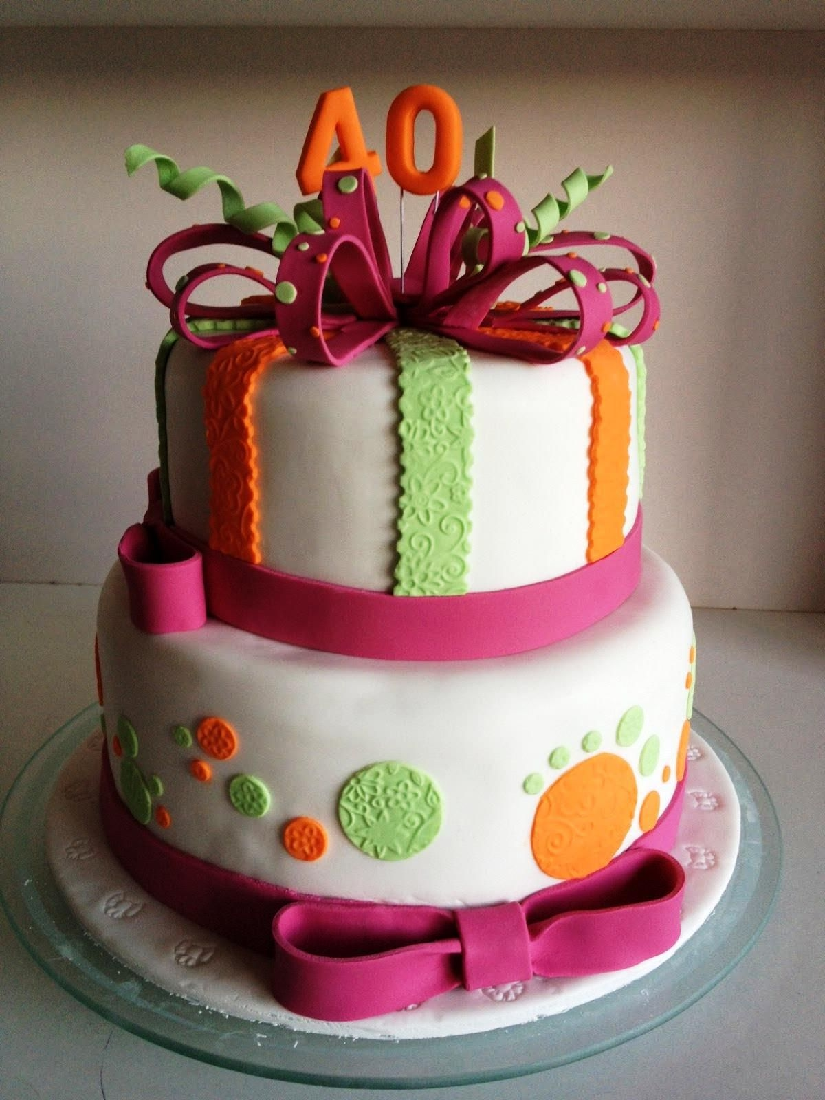 40th Birthday Cake Ideas and Recipes for Men Some Enjoyable