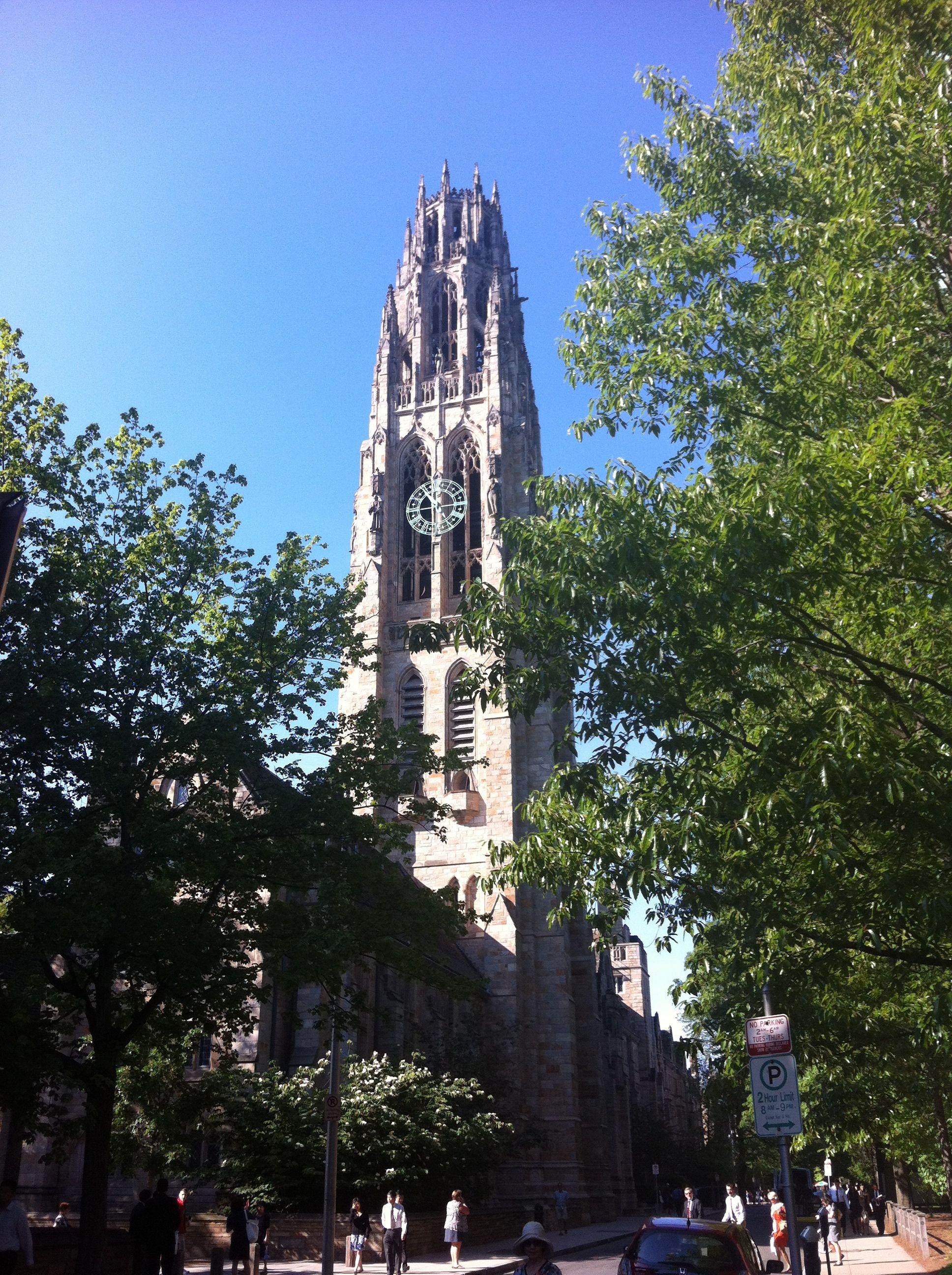 Yale New Haven Ct Yale University Yale Law School