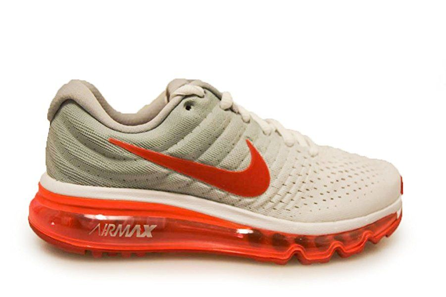 04debcbef55d5 NIKE Air Max 2017 Womens GS Running Trainers 851622 Sneakers Shoes ...