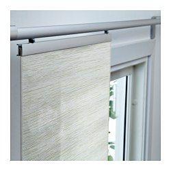 Ikea Doppelrollo ikea fönsterviva panel curtain a panel curtain is ideal to use