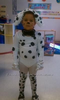 Coolest Dalmatian Puppy Costume  sc 1 st  Pinterest : dalmatian puppy costume toddler  - Germanpascual.Com