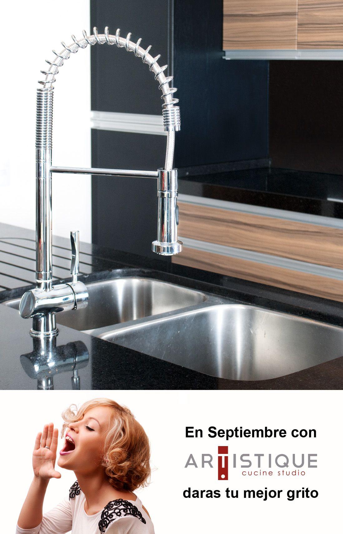 En Septiembre con Cocinas Artistique, darás tu mejor grito...! Nuestras promociones también aplican a los accesorios y equipos, pregunte por ellas: www.cocinasartistique.com.mx