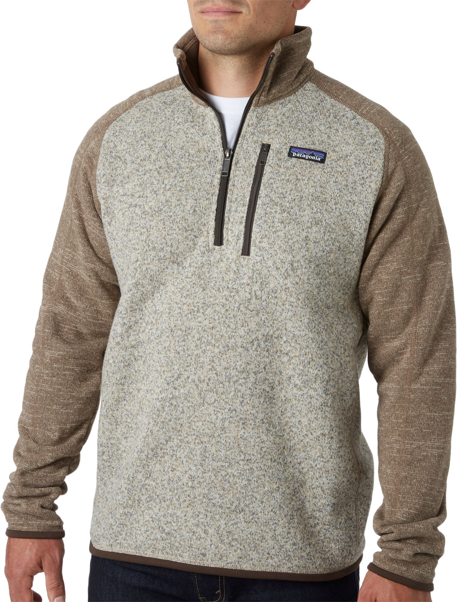 1e2fc3ef6b4 Patagonia Men's Better Sweater 1/4 Zip Fleece Pullover | gifts for ...