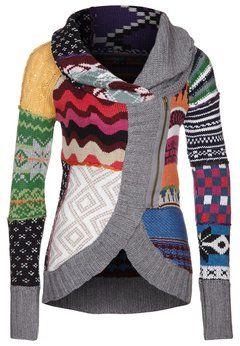 the best attitude d818f bc8cf Desigual LARA - Cardigan - multicoloured - Zalando.co.uk ...