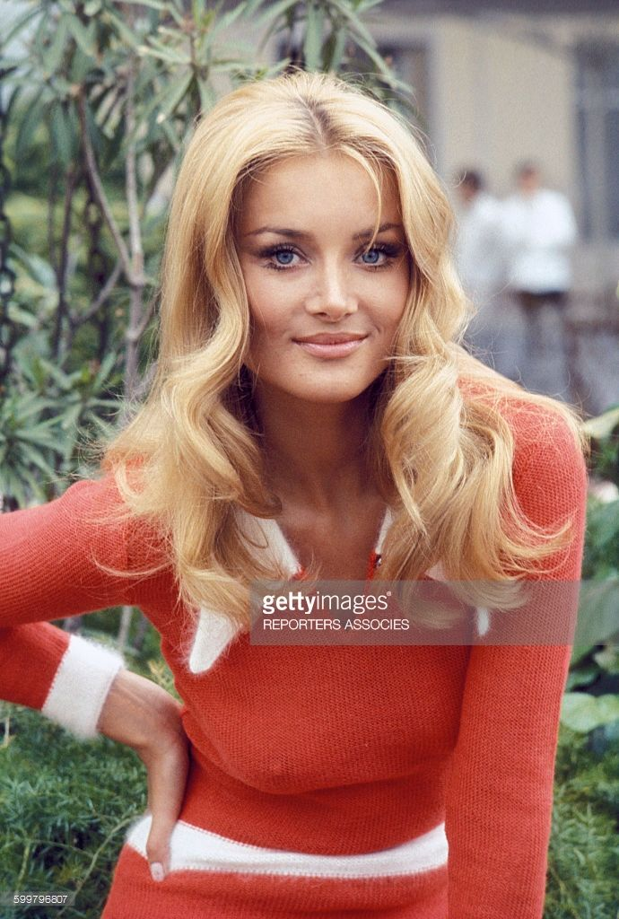 Pin By Voluptuous Vinyl Records On Barbara Bouchet