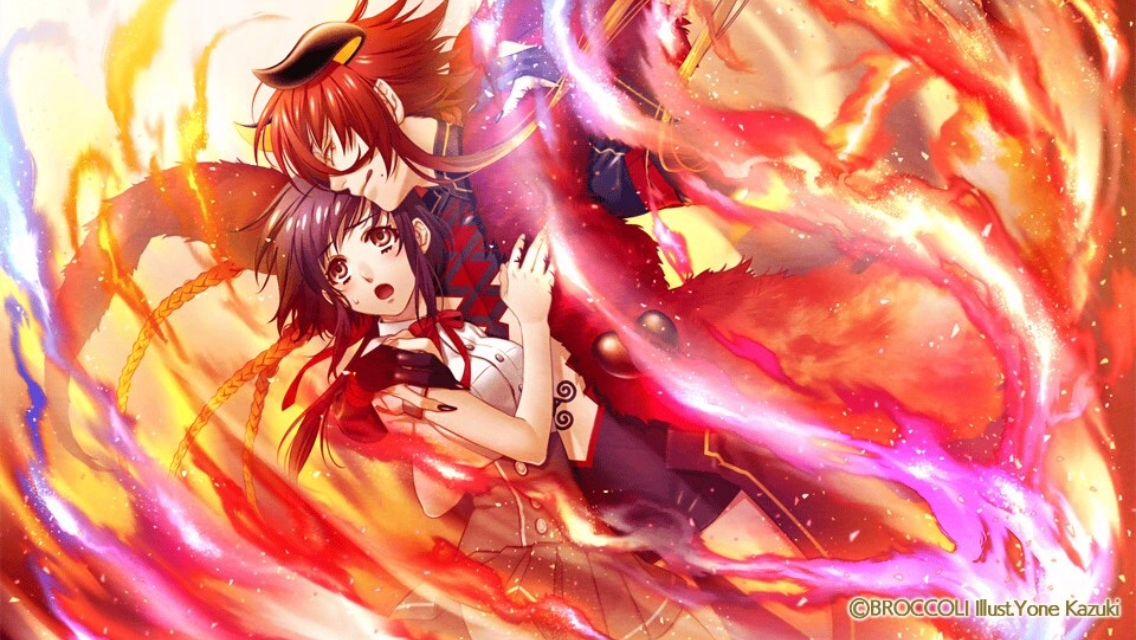 Resultado de imagem para kamigami no asobi yui game