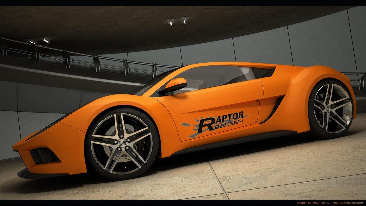 Saleen S5s Raptor 3 Super Cars Raptor Hot Cars