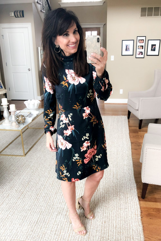 fe93e42dc2 Amazon Fashion. Who knew Amazon would become the It place to buy clothes !  cyndispivey.com  floraldress  floralprintblouse  amazonfashion