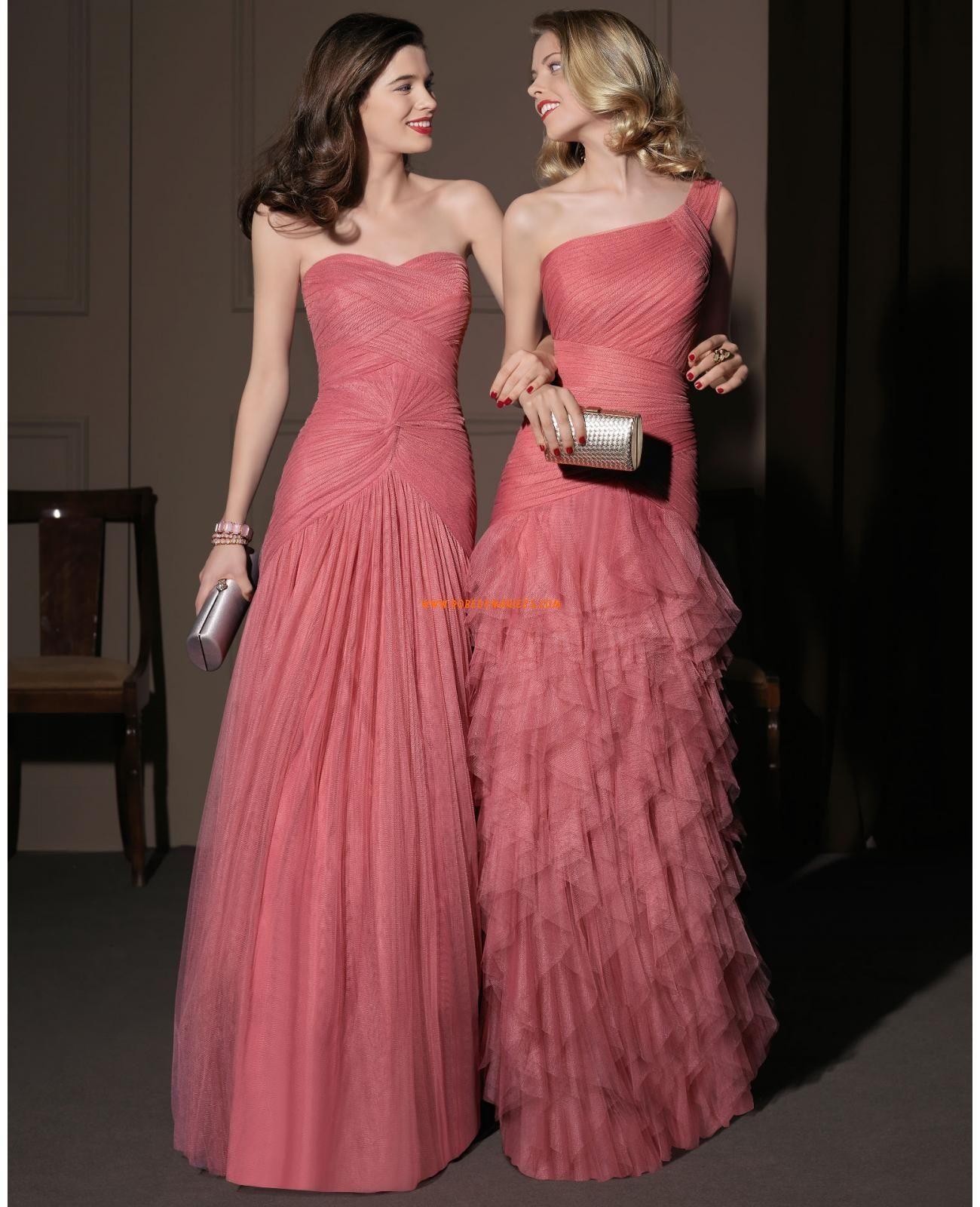 Robe de cocktail 2014 longue en tulle | robe | Pinterest | Damitas ...