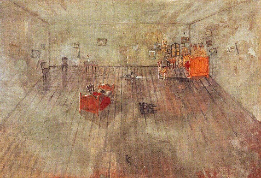 Guillermo Kuitca, 1962