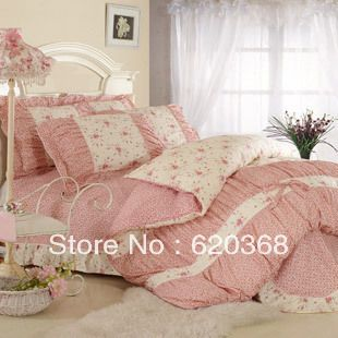 100 cotton cocoa beauty korean style 4pcs bedding setsbed set bed sheets duvet vintage beddingbed coversking