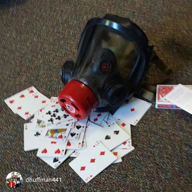 #Repost @dhuffman441 #maskedupmonday Another round with the #blastmask in the books..deck of cards today. Train without filling air bottles while simulating breathing air. #blastmask @fitforthefire     555 Fitness is a Firefighter owned and operated Not-for-profit organization. Our goal is to reduce the leading killer of firefighters cardiac related disease. We do this by providing free workouts nutritional advice and fitness equipment to firefighters in need. This is made possible through…