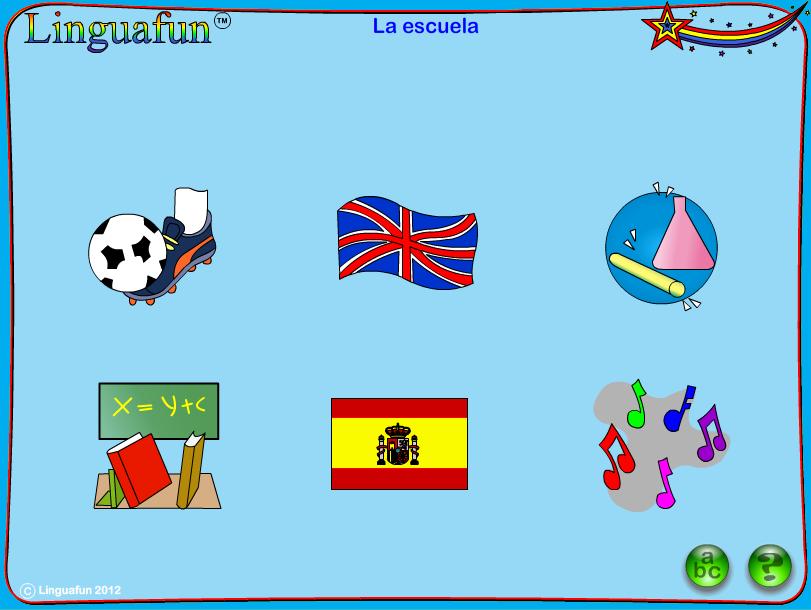 linguafun language learning for children sp online