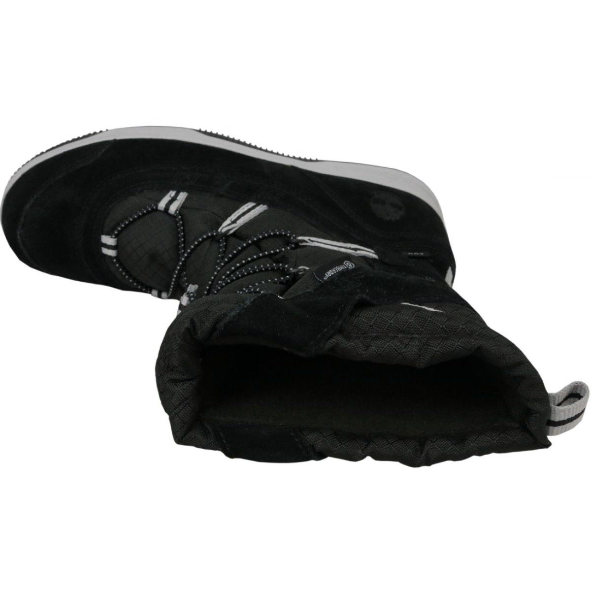 Children S Sports Shoes For Children Innamarka Timberland Snow Stomper Pull On Wp Jr A1uik Winter Shoes Black Winter Shoes Black Shoes Kid Shoes