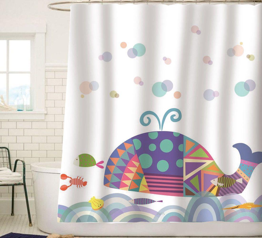 Sunlit Ocean Sea style Shower Curtain #sunlit #shower curtain ...