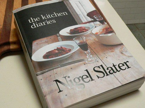 Nigel Slater Kitchen Diaries Fig Jam And Lime Cordial