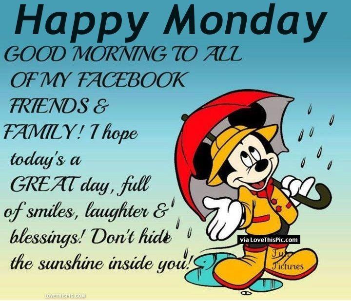 Goodmorningrainymondayimages Happy Monday Good Morning