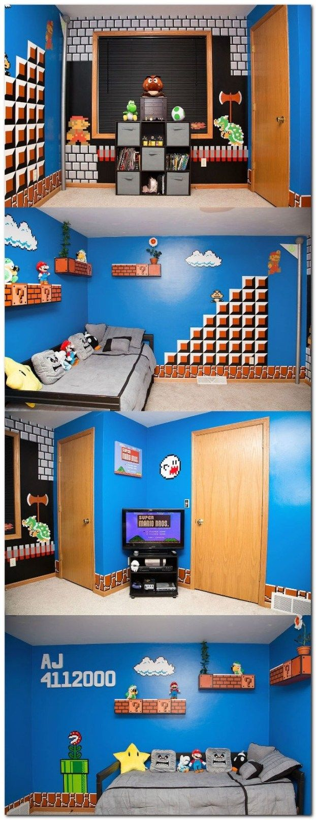 100 cool interior design ideas for gamers game room on video game room ideas for adults id=69683