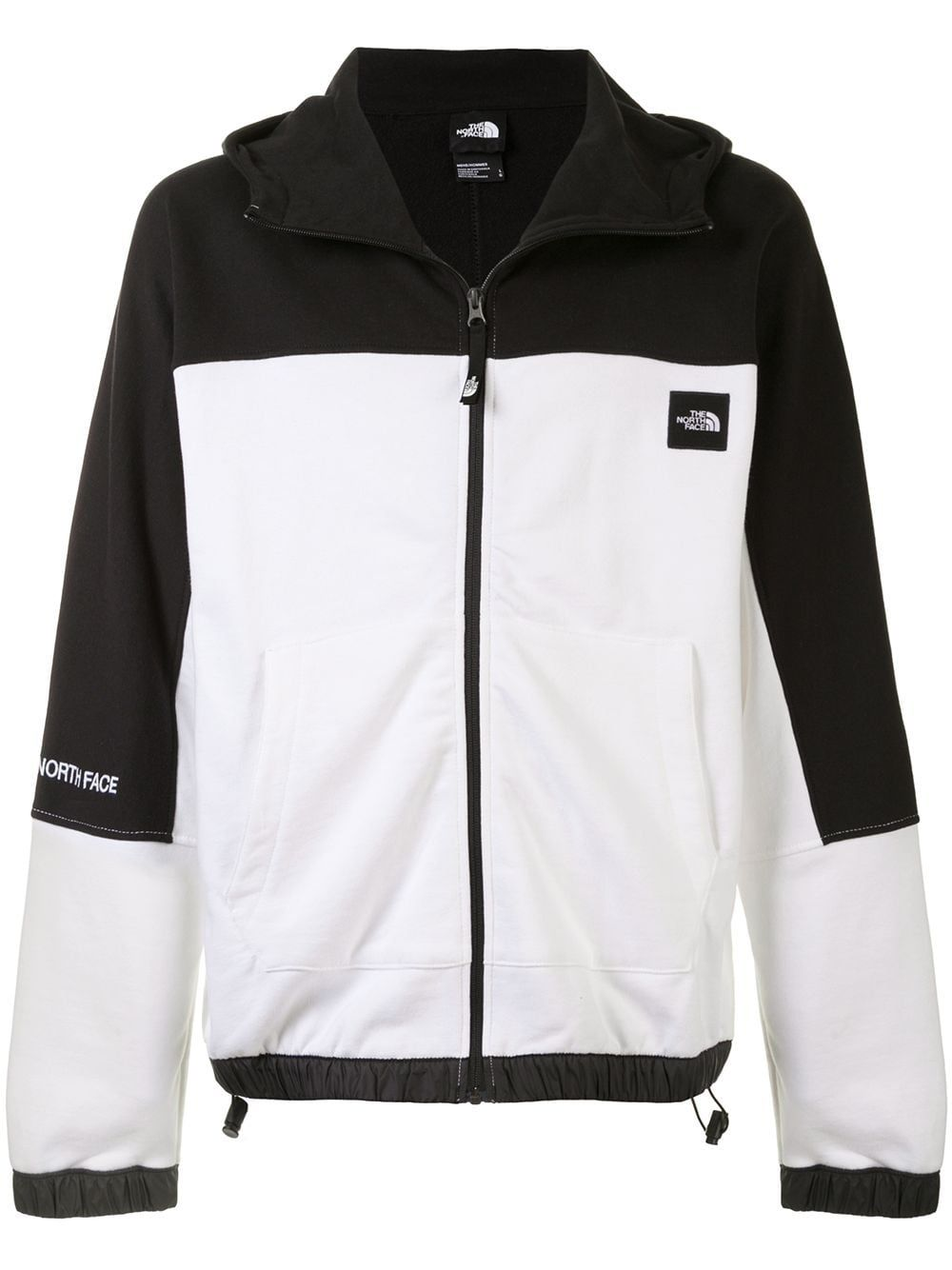 The North Face Geary Full Zip Hooded Jacket Farfetch Designer Jackets For Men The North Face Hooded Jacket [ 1334 x 1000 Pixel ]