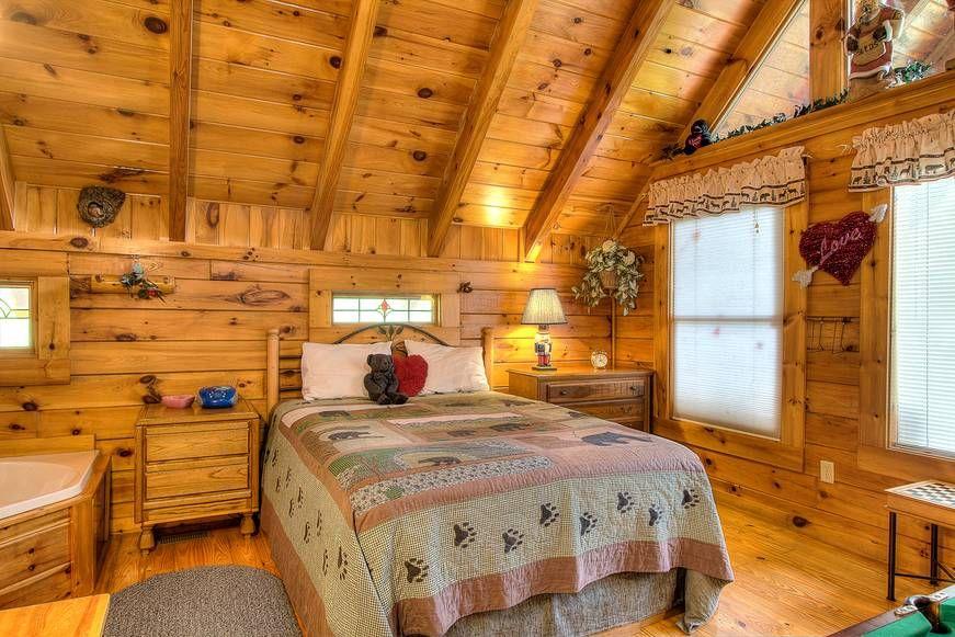 LOVE SONG Gatlinburg cabin