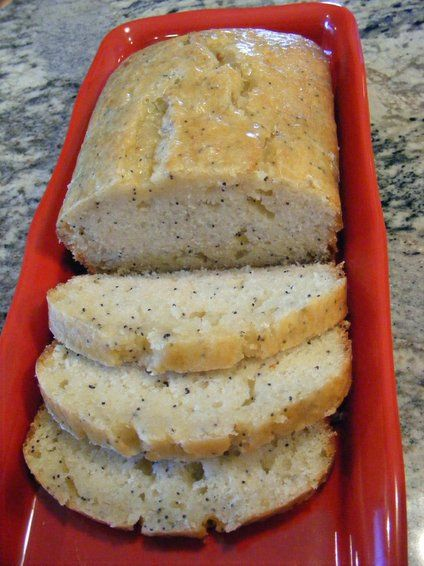 California Almond Poppy Quick Bread ~ 1st Place Recipe