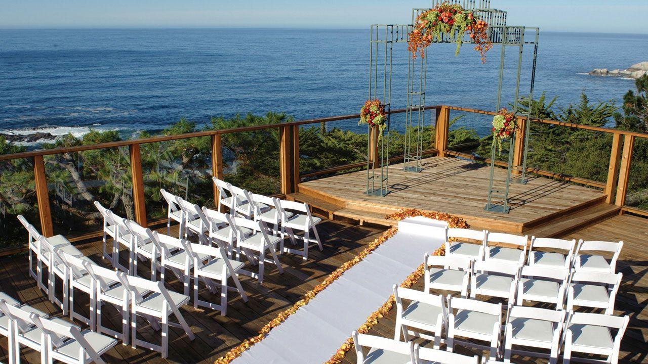 Carmel Hotel Weddings Carmel Wedding Venue Beach Wedding Venues California Carmel Weddings