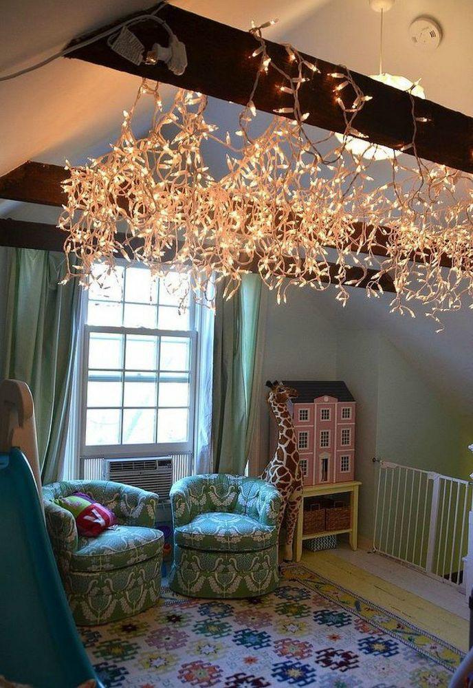 14 Amazing Fairy Light Ideas We're Definitely Going to