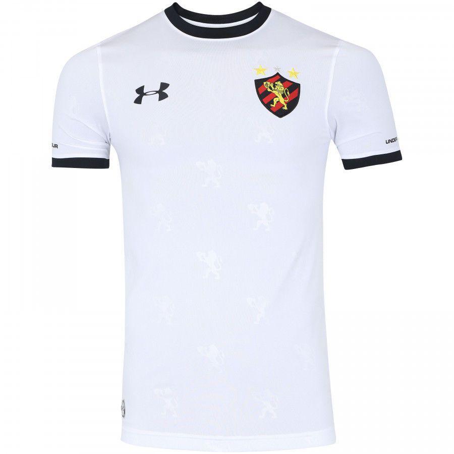 ba70cee51 Sport Recife Away Soccer Football Jersey Shirt 2018 2019 Under Armour Brazil