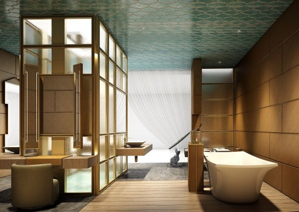 Bathroom Design Concepts what do you think of this modern concept #bathroom? we love the