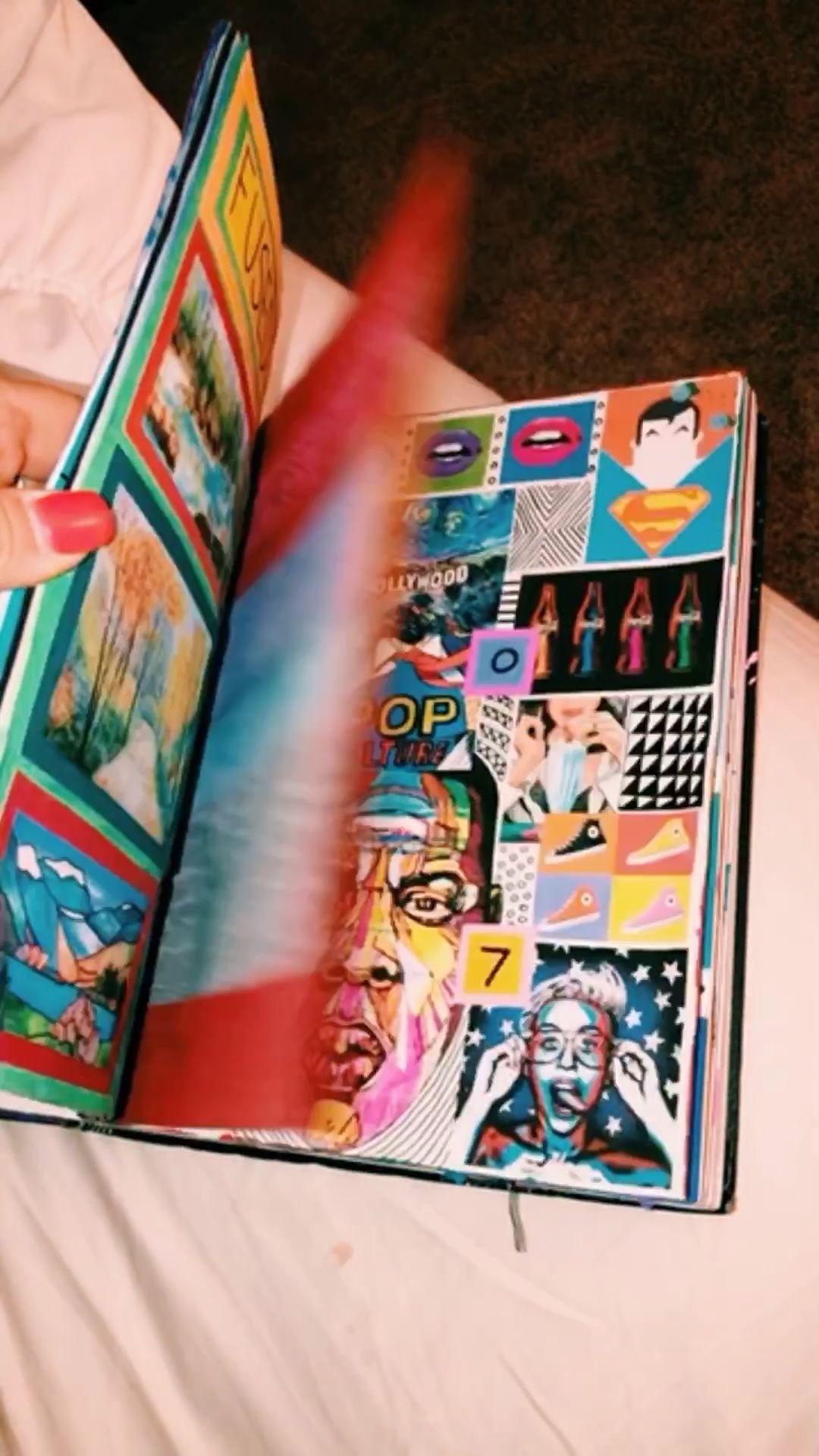 VSCO - lizziemasters Beautiful Art Journal