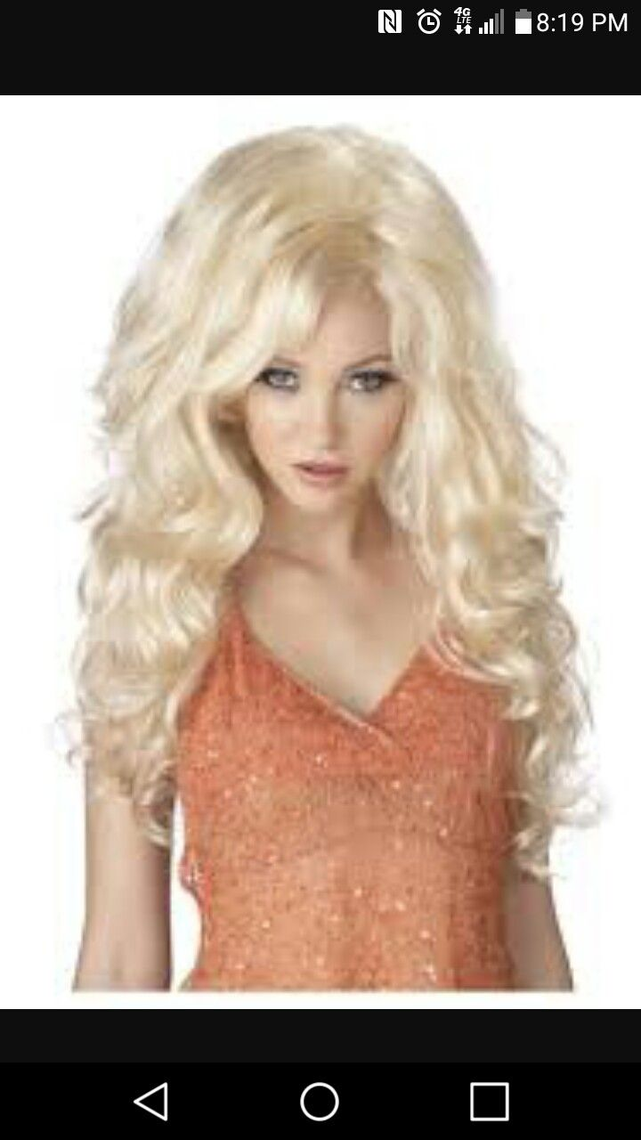 Pin By Kadija Thomas On How To Cosplay As Lori Loud Halloween Costume Wigs Costumes For Women Dolly Parton Costume