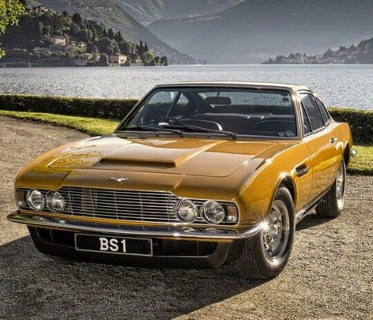 Aston Martin DBS From 'The Persuaders!' Sets Record At
