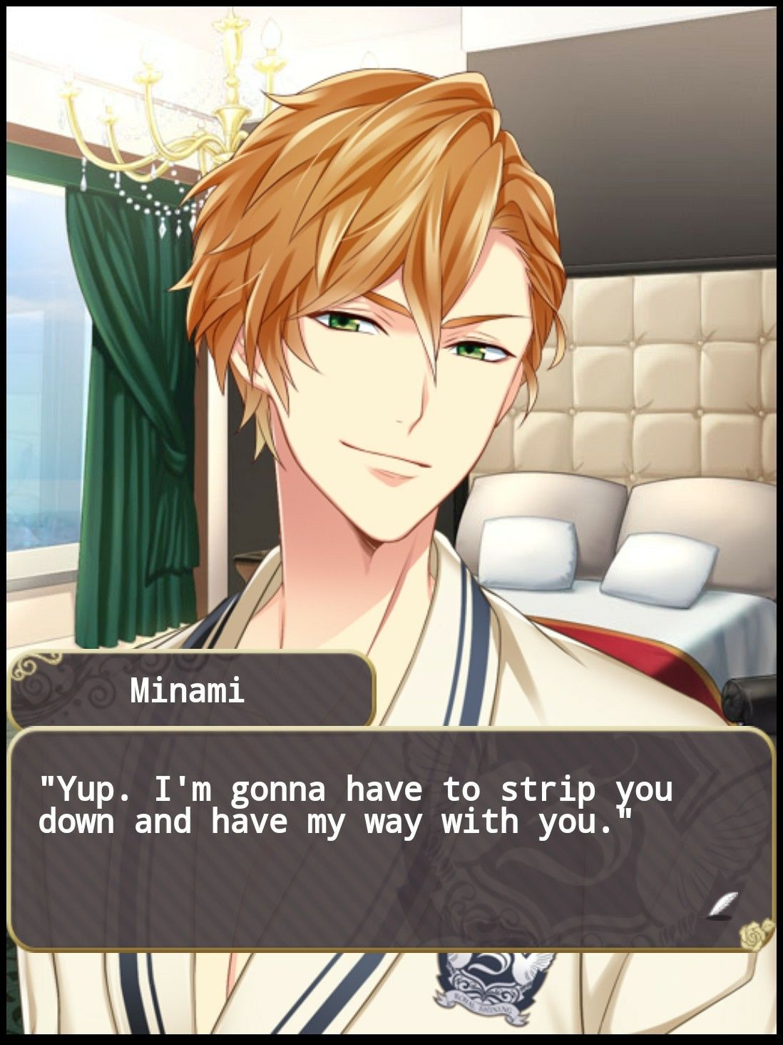 Pin on Several shades of sadism otome