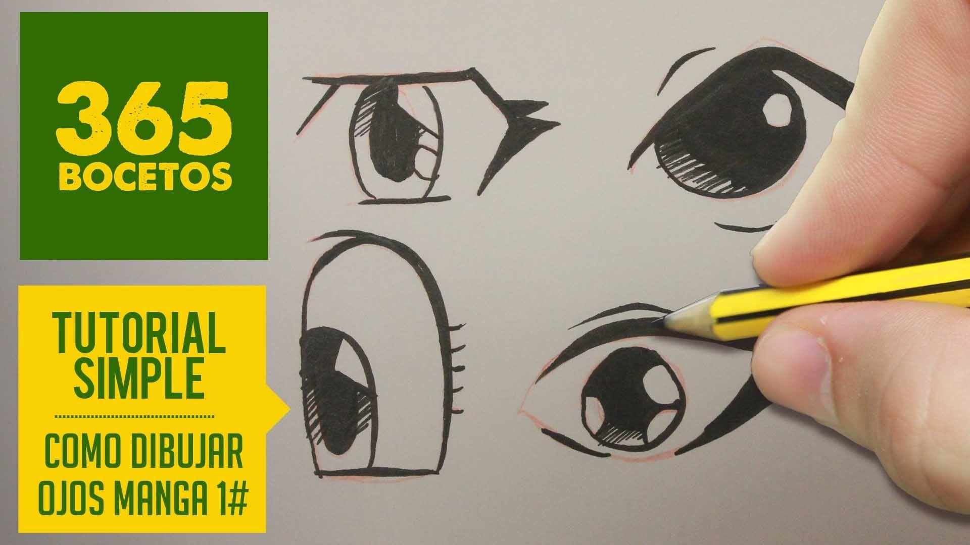Resultado De Imagen Para Dibujos 365bocetos Personas Como Dibujar Ojos Dibujos De Ojos Ojos A Lapiz