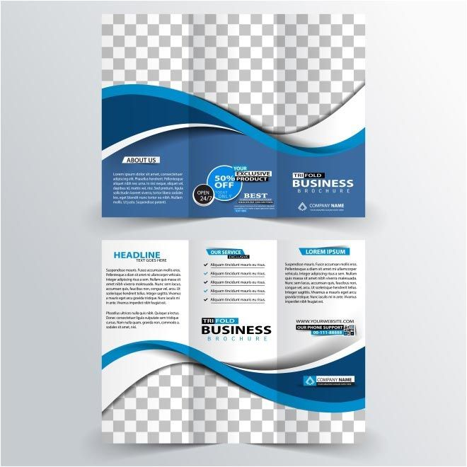 Free Vector Business Brochure HttpWwwCgvectorComFreeVector