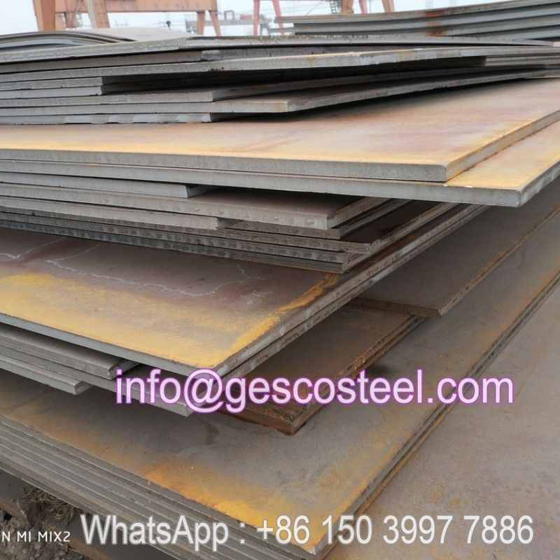 A242 Steel Plate A242 Steel Plate Material Astm A242 Standard