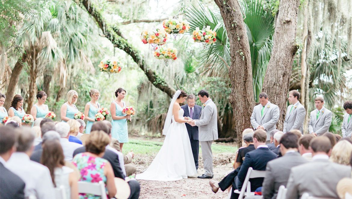 Elizabeth And Chad S Walker Landing Wedding Amelia Island Photographers