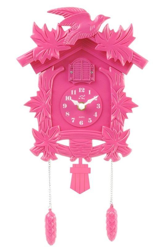 Silly Cuckoo Plastic Wall Clock Cuckoo Clock Clock Cuckoo