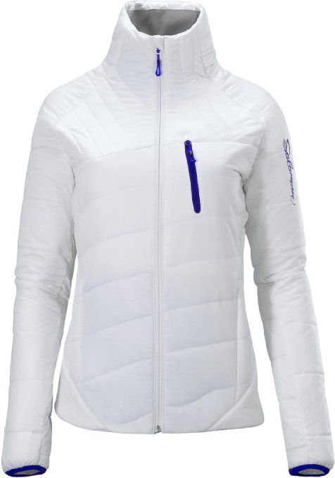 Amazon.com  Salomon Women s Supreme II W Lightweight Winter Jacket  Clothing e4cc6b44b0