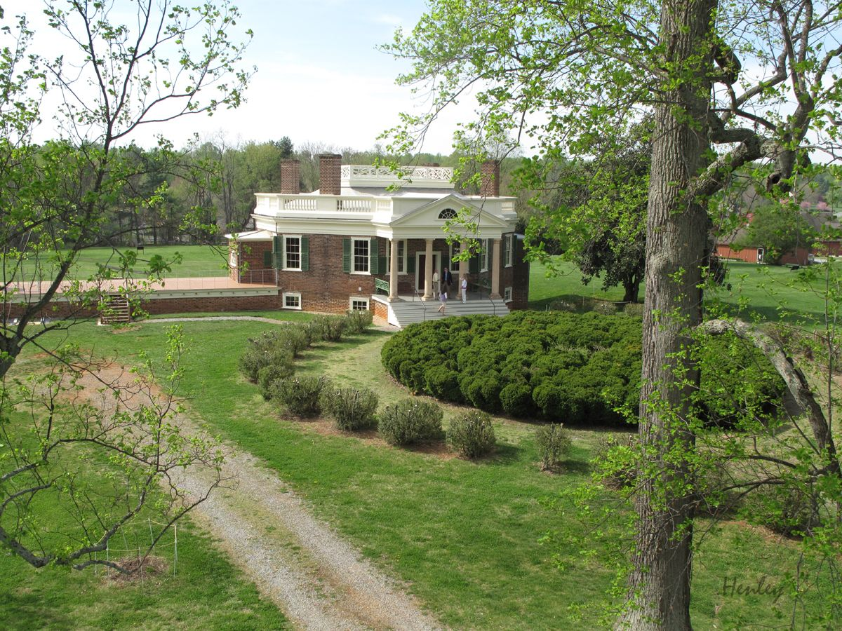 Jefferson s vision for poplar forest architects and for Poplar forest floor plan