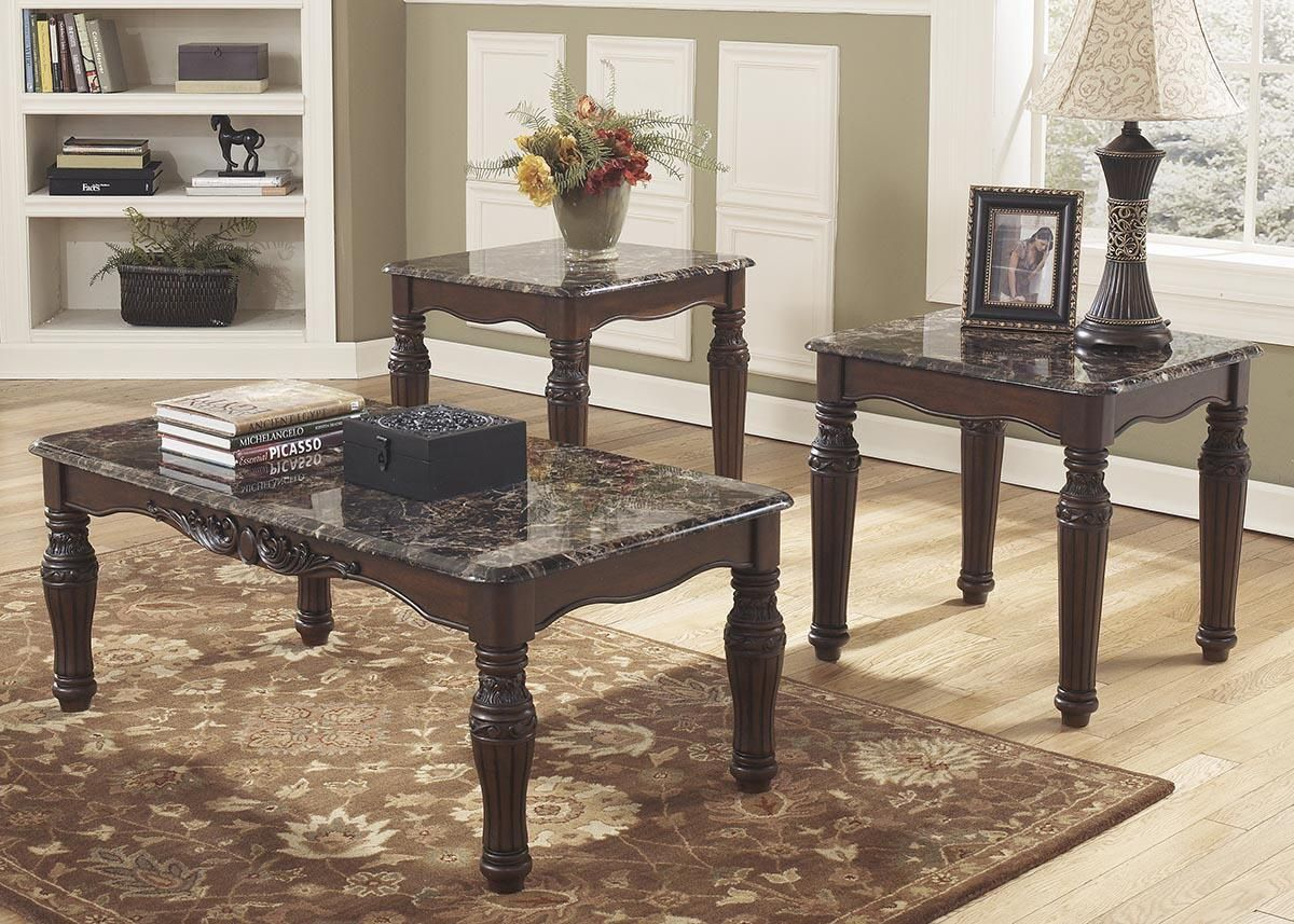 North Shore - Occasional Table Set (Set of by Signature Design by Ashley. Get your North Shore - Occasional Table Set (Set of at Factory Direct Furniture ... & North Shore 3-Pack Tables | Living Room | Pinterest | King beds ...