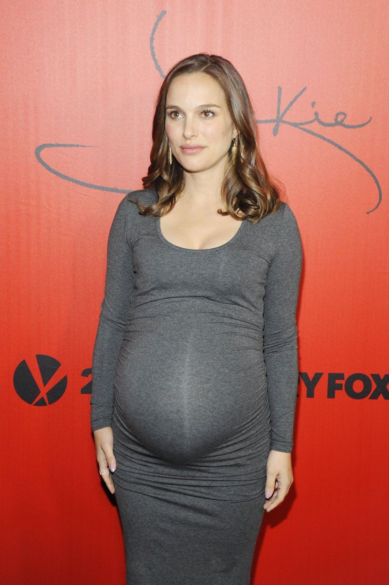 Natalie Portman Pregnant Pregnant Natalie Portm...