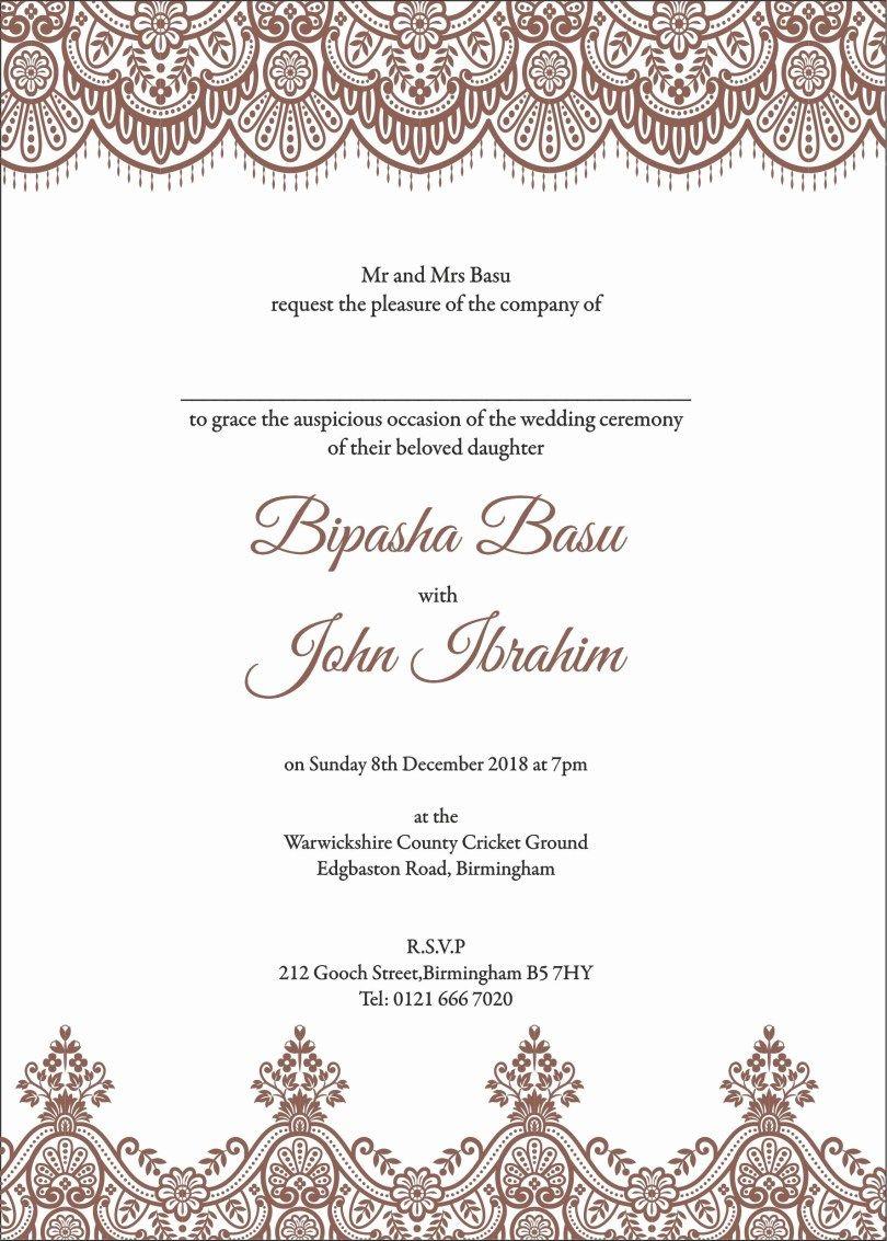 Hobby Lobby Wedding Invitations Muslim Wedding Cards Pakistani Wedding Invitations