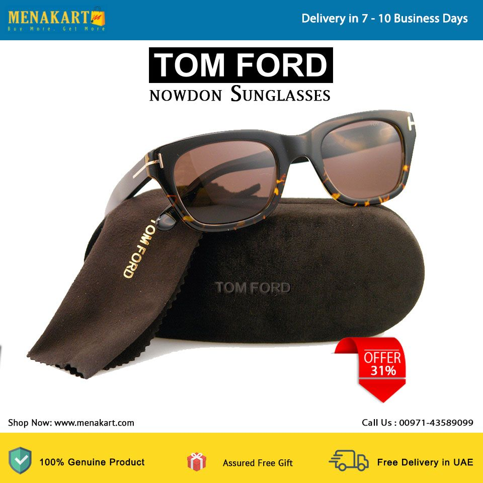 Buy Tom Ford Snowdon Sunglasses Ft0237 05j 50 Online At Menakart Sunglasses Online Uae Sunglasses Tom Ford Sunglasses Online