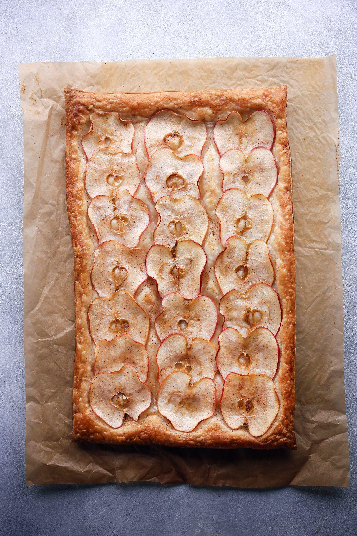 Easy Apple Tart Resep