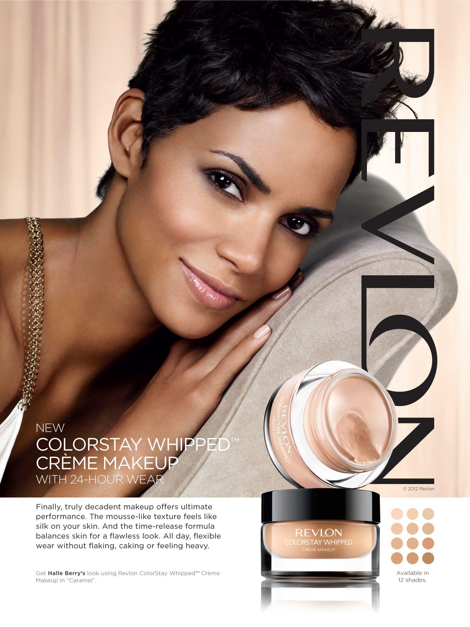 Beauty Advertising Revlon Cosmetics